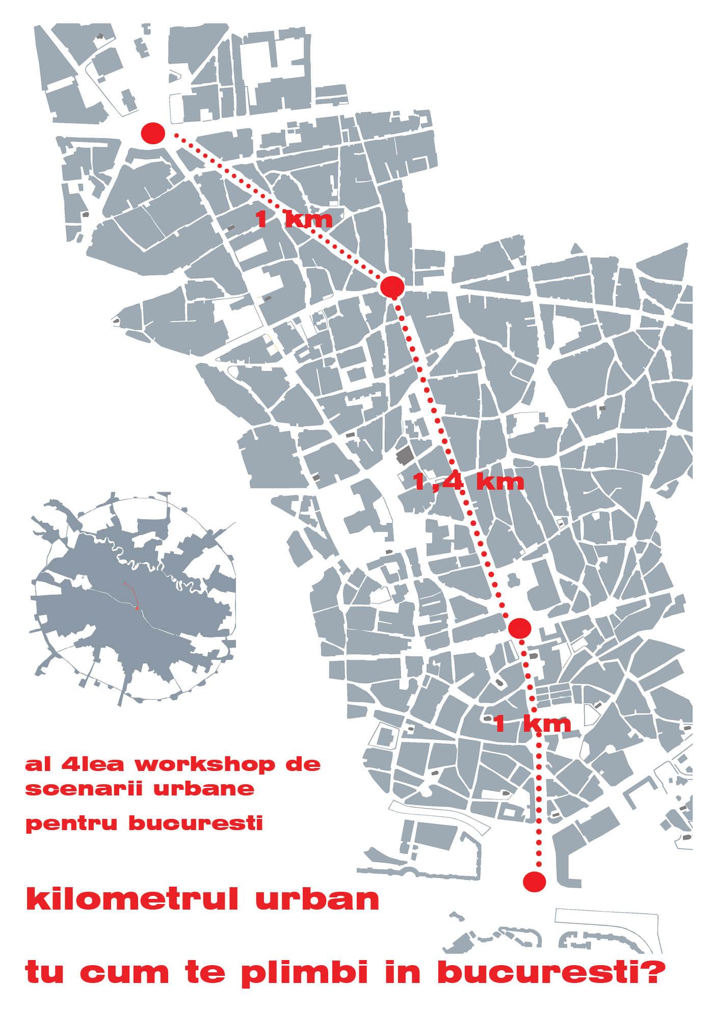 kilometrul urban